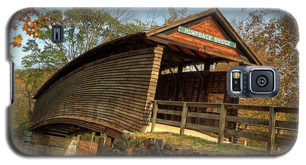 Humpback Covered Bridge Galaxy S5 Case