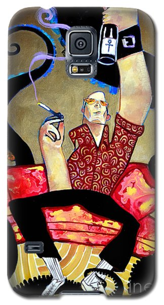 Hunter S. Thompson Galaxy S5 Case