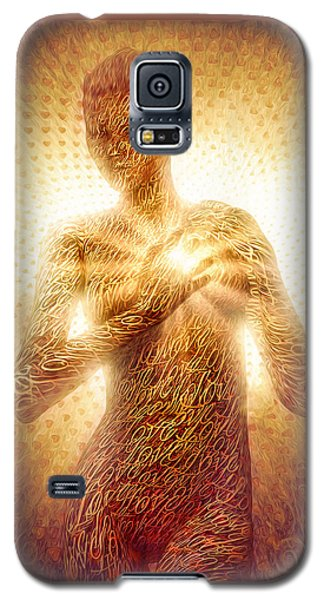 I Am Love Galaxy S5 Case