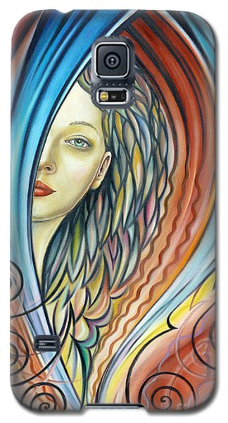 Illusive Water Nymph 240908 Galaxy S5 Case