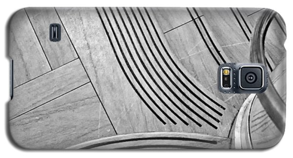Intersection Of Lines And Curves Galaxy S5 Case by Gary Slawsky