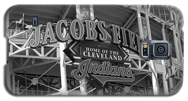 Jacobs Field - Cleveland Indians Galaxy S5 Case by Frank Romeo