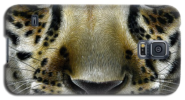 Jaguar Cub Galaxy S5 Case