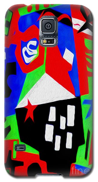 Jazz Art - 04 Galaxy S5 Case by Gregory Dyer