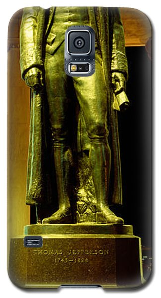 Jefferson Memorial, Washington Dc Galaxy S5 Case by Panoramic Images