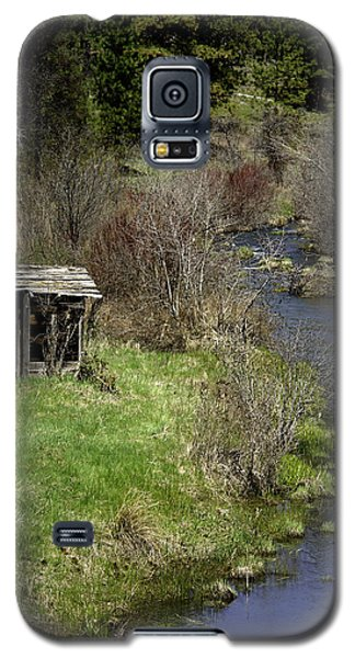 Galaxy S5 Case featuring the photograph Jenny Creek by Betty Depee