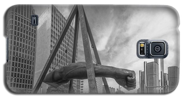 Joe Louis Fist In Detroit  Galaxy S5 Case