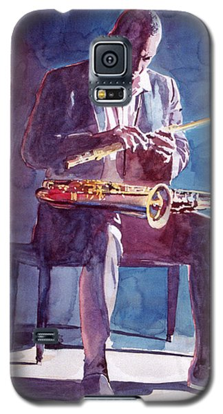 John Coltrane Galaxy S5 Case