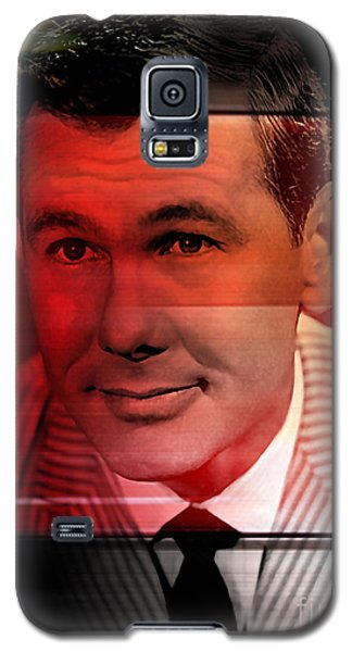 Johnny Carson Galaxy S5 Case - Johnny Carson by Marvin Blaine