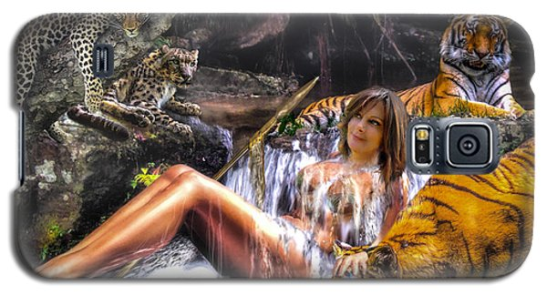 Jungle Ginns Galaxy S5 Case
