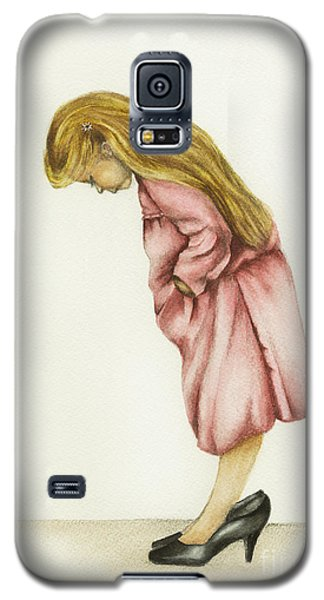Just My Size Galaxy S5 Case by Nan Wright