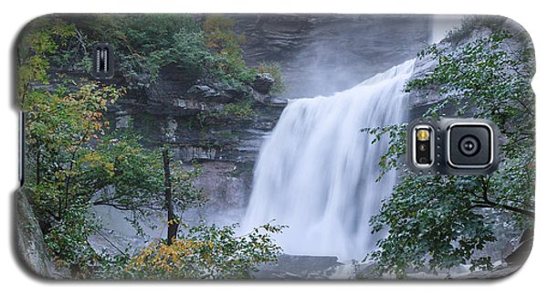 Kaaterskill Falls Square Galaxy S5 Case