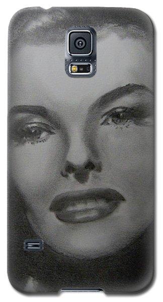 Kathryn Hepburn Galaxy S5 Case by Lori Ippolito