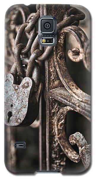 Keyless Galaxy S5 Case