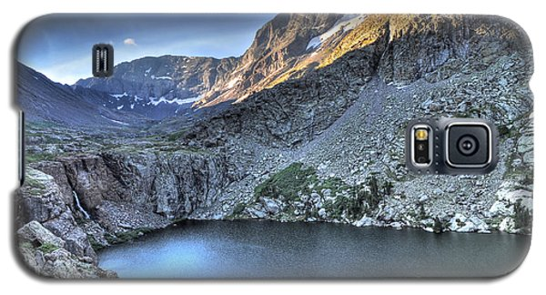 Kit Carson Peak And Willow Lake Galaxy S5 Case
