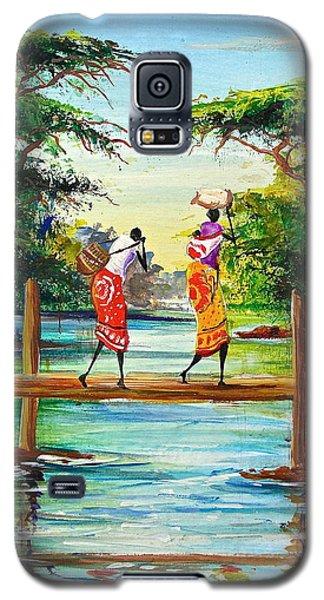 L  115 Galaxy S5 Case
