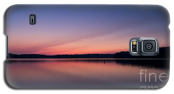 Lake Lanier After Sunset Galaxy S5 Case