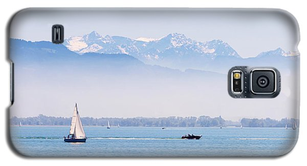 Lake Of Constance Galaxy S5 Case by Nick  Biemans