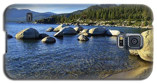 Lake Tahoe Beauty Galaxy S5 Case by Alex King