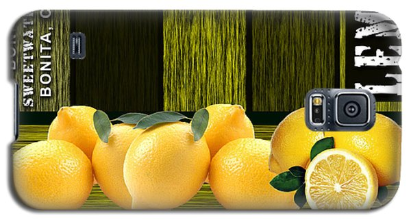 Lemon Farm Galaxy S5 Case by Marvin Blaine