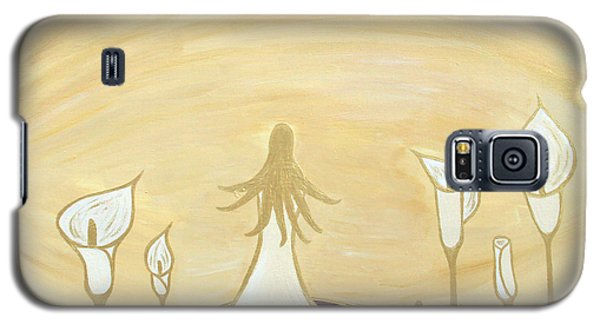 Lilies Of The Field Galaxy S5 Case