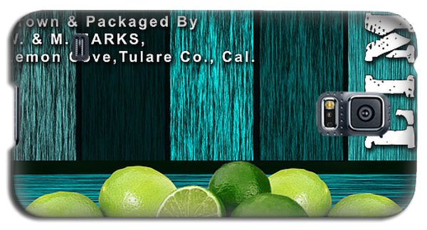 Lime Farm Galaxy S5 Case by Marvin Blaine