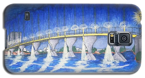 Lit Bridge Galaxy S5 Case