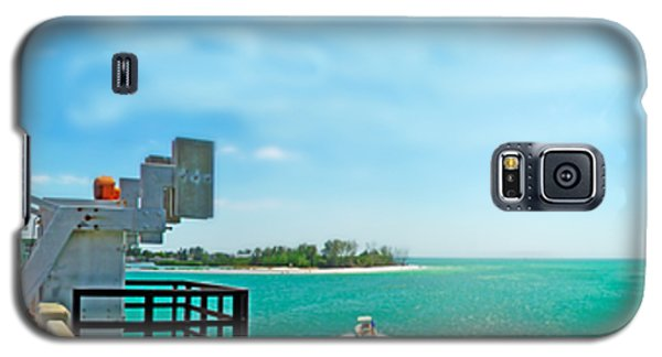 Longboat Pass Drawbridge Galaxy S5 Case
