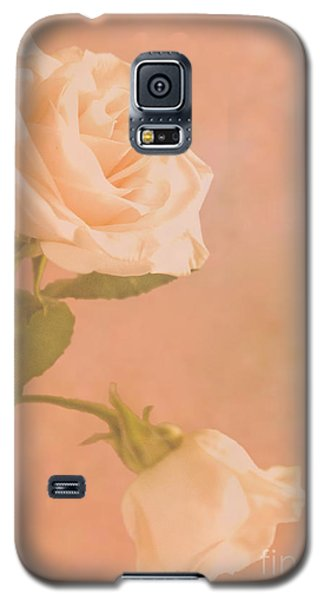 Love Whispers Softly Galaxy S5 Case by Sandi Mikuse