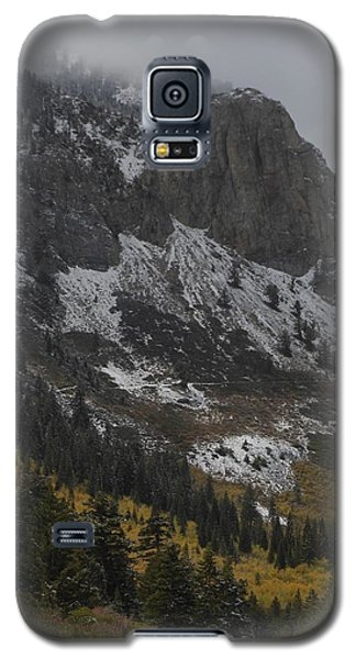 Mammoth Rock Fall Color Galaxy S5 Case