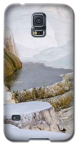 Mammoth Terraces Galaxy S5 Case