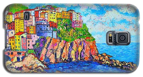 Manarola Cinque Terre Italy  Galaxy S5 Case
