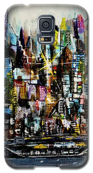 Manhattan Morning Galaxy S5 Case
