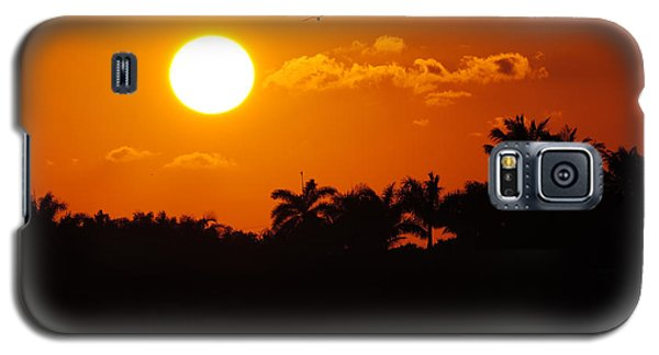 Marco Island Sunset Galaxy S5 Case