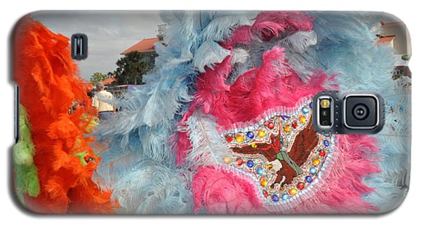 Mardi Gras Indians Galaxy S5 Case