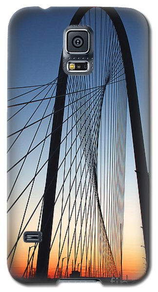 Margaret Hunt Hill Bridge Galaxy S5 Case