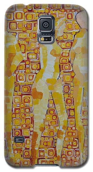 Mary Gestured Thrice Galaxy S5 Case