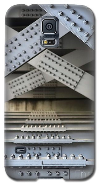 Massive Girder Bridge Galaxy S5 Case by Yali Shi