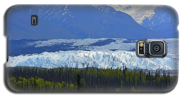 Matanuska Glacier Galaxy S5 Case by Andrew Matwijec