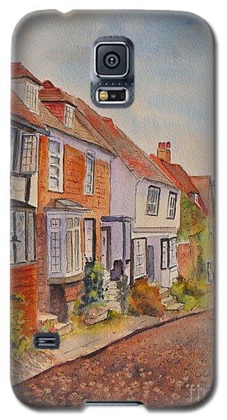 Mermaid Street Rye Galaxy S5 Case by Beatrice Cloake