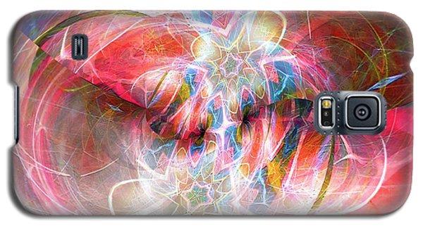 Galaxy S5 Case featuring the digital art Metamorphosis  by Margie Chapman