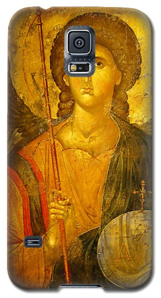 Michael The Archangel Galaxy S5 Case