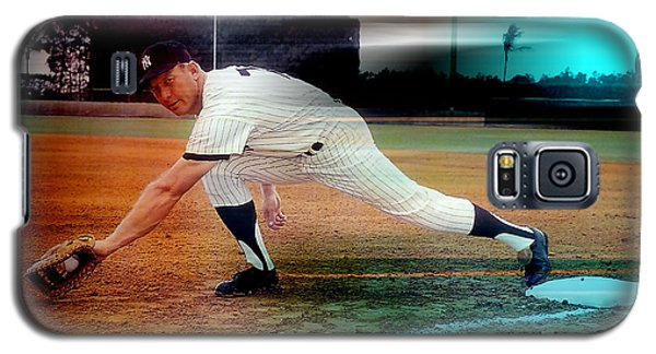 Mickey Mantle Galaxy S5 Case