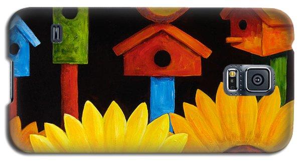 Midnight Garden Galaxy S5 Case