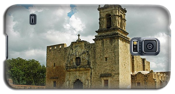 Galaxy S5 Case featuring the photograph Mission San Jose by Olivia Hardwicke