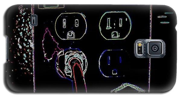 Modern Power Galaxy S5 Case by Joseph Baril