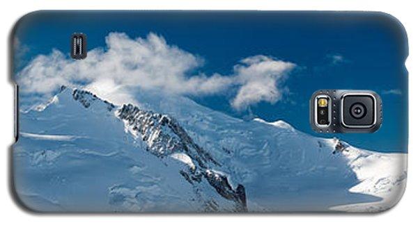 Mont Blanc Massiv Galaxy S5 Case by Juergen Klust