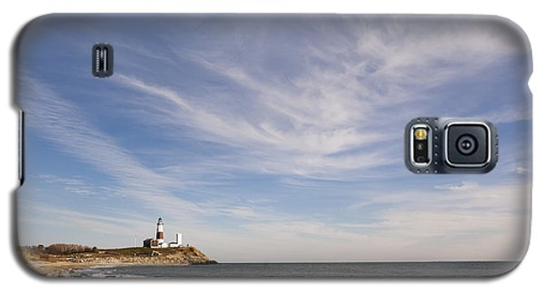 Montauk Point Lighthouse Galaxy S5 Case