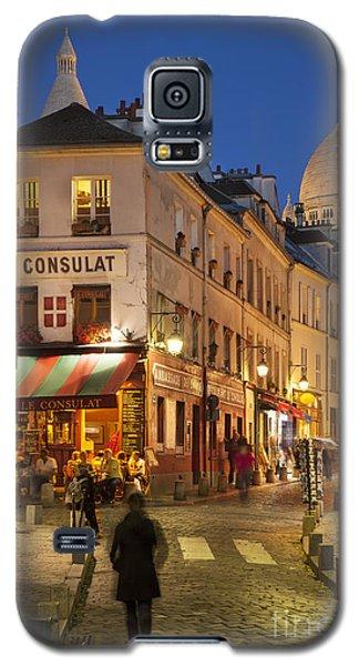 Montmartre Twilight Galaxy S5 Case