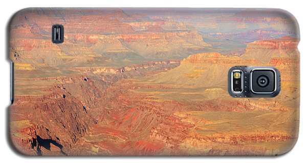 Morning Colors Of The Grand Canyon Inner Gorge Galaxy S5 Case by Shawn O'Brien